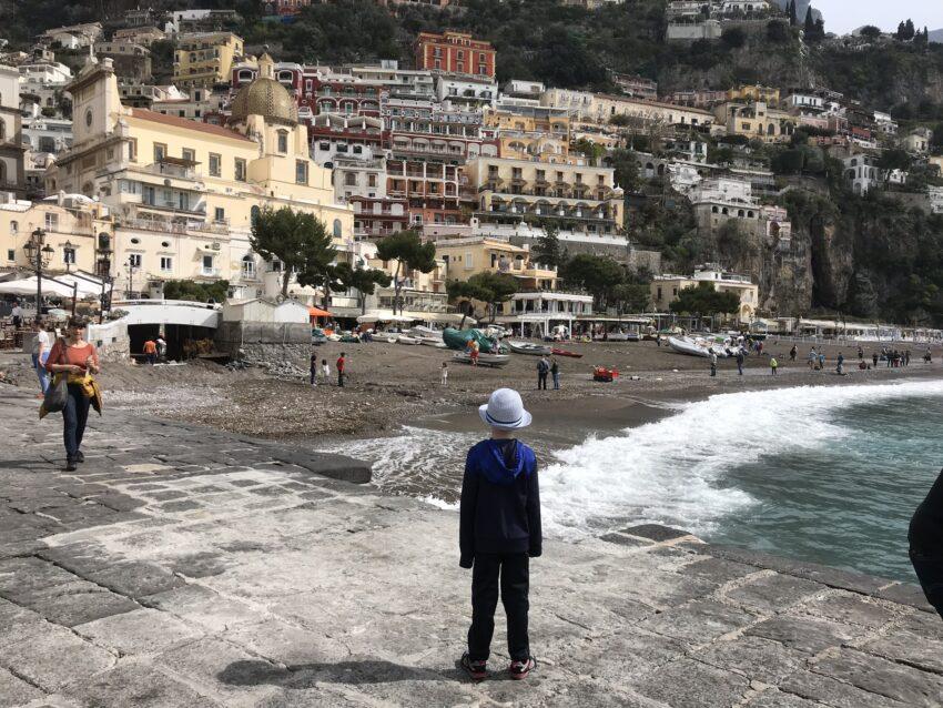 Amalfi Coast Family Vacations under $1500