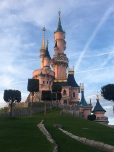 Disneyland Paris for the same cost as a trip to Disney World.