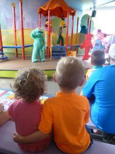Sesame Place near Philadelphia With Kids