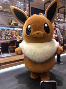 Pokémon Café, Chou City, Tokyo, Japan