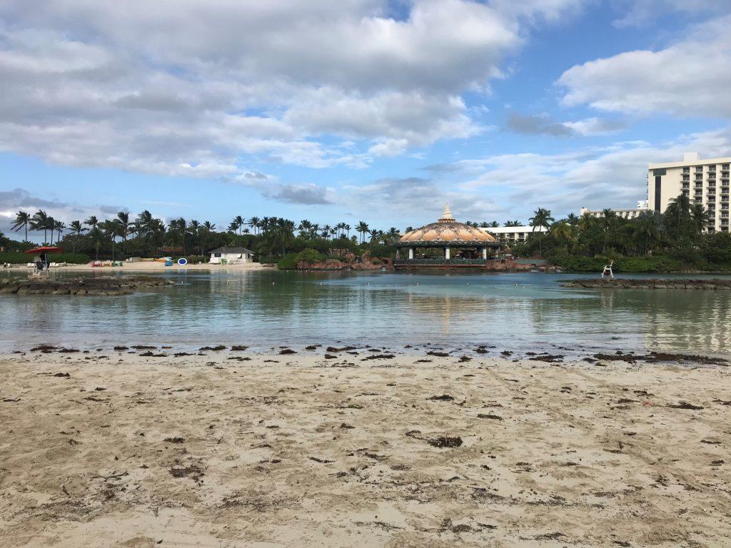 Inlet beach Atlantis Paradise Island Bahamas