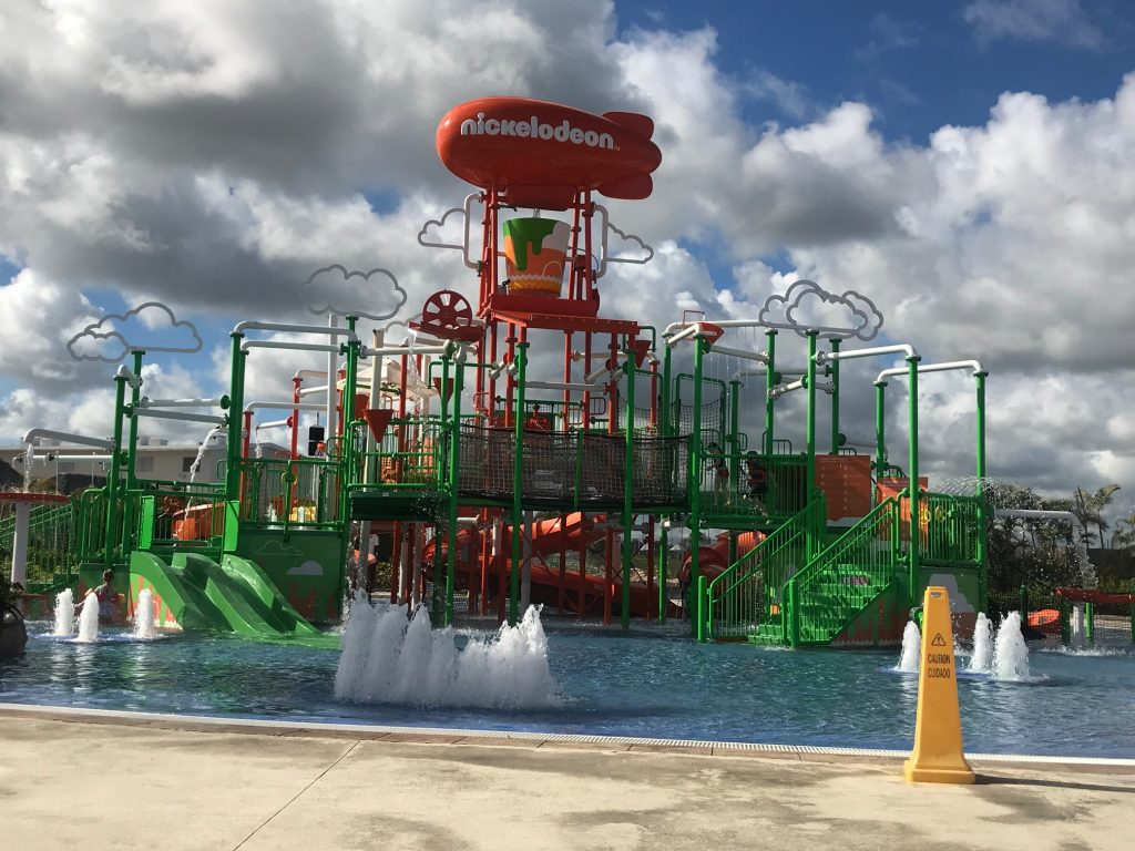 Nickelodeon Resort, Punta Cana, Dominican Republic