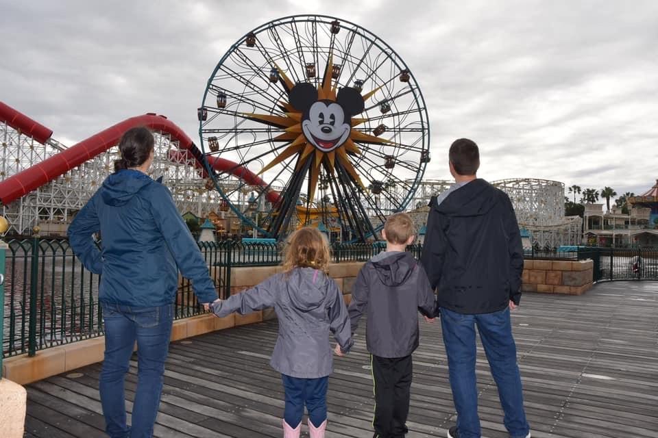 Disneyland and Aulani  Combo Trip