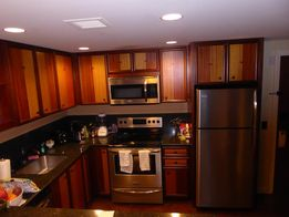 Aulani Disney's Hawaii Resort kitchen in 3 bedroom
