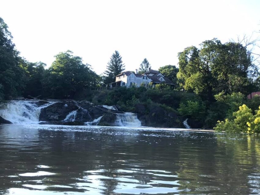 Vloman Kill Waterfall Capitol Region Waterfall Hikes with Kids