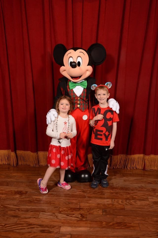 Theme Park Christmas Party is Disney's Christmas Party