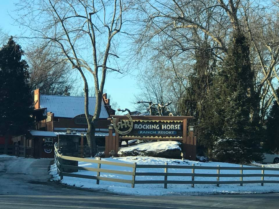 New York Winter Getaways for Families to Rocking Horse Ranch