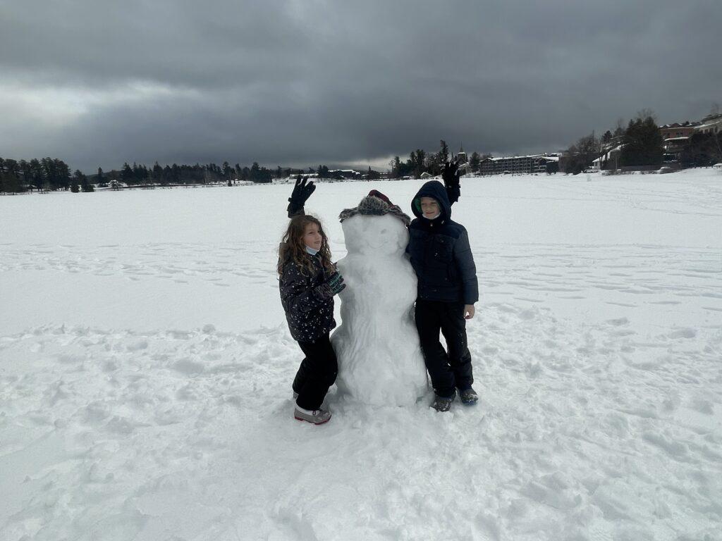 Budget Trip to Lake Placid