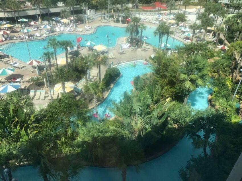 Cabana Bay Budget Orlando Water Park Hotel