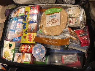 Ways Save on Food When Traveling