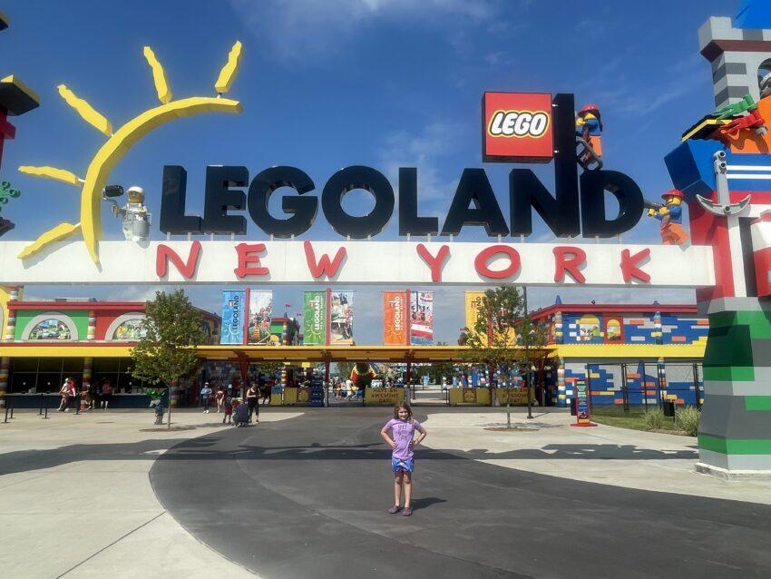 LEGOLAND NY Touring Plan
